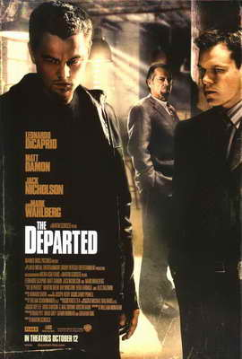 The Departed - 11 x 17 Movie Poster - Style C