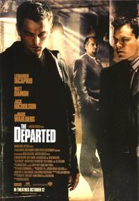 The Departed - 43 x 62 Movie Poster - Bus Shelter Style C