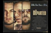 The Departed - 11 x 17 Movie Poster - Style D