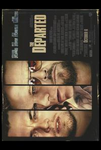 The Departed - 27 x 40 Movie Poster - Style D