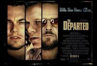 The Departed - 43 x 62 Movie Poster - Bus Shelter Style D