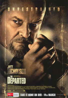 The Departed - 11 x 17 Movie Poster - Style G