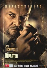 The Departed - 43 x 62 Movie Poster - Bus Shelter Style F