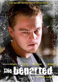 The Departed - 11 x 17 Movie Poster - Style K