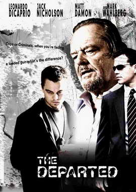 The Departed - 11 x 17 Movie Poster - Style L