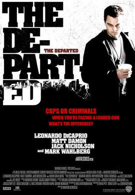 The Departed - 11 x 17 Movie Poster - Style O