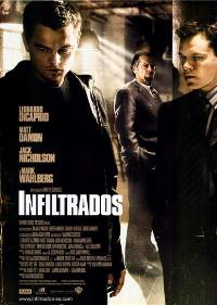 The Departed - 27 x 40 Movie Poster - Spanish Style A