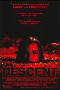 The Descent - 43 x 62 Movie Poster - Bus Shelter Style B