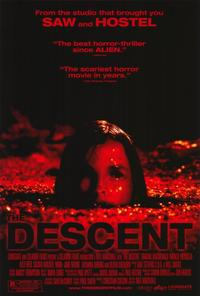 The Descent - 27 x 40 Movie Poster - Style D