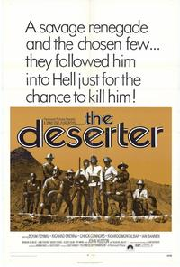 The Deserter - 11 x 17 Movie Poster - Style A