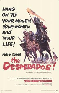 The Desperados - 11 x 17 Movie Poster - Style A