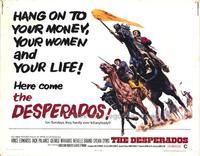 The Desperados - 11 x 14 Movie Poster - Style A