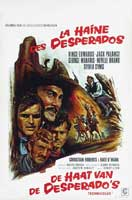 The Desperados - 27 x 40 Movie Poster - Belgian Style A