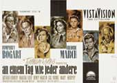 The Desperate Hours - 11 x 17 Movie Poster - German Style A