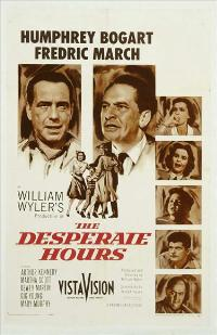The Desperate Hours - 11 x 17 Movie Poster - Style F