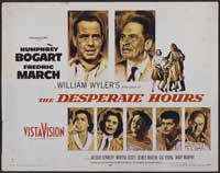 The Desperate Hours - 22 x 28 Movie Poster - Half Sheet Style E