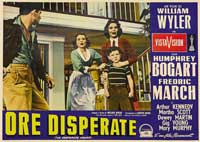 The Desperate Hours - 11 x 14 Movie Poster - Style H