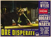 The Desperate Hours - 11 x 14 Movie Poster - Style I