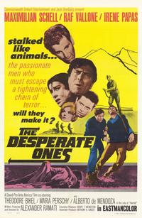 The Desperate Ones - 11 x 17 Movie Poster - Style A