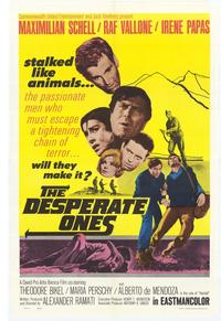 The Desperate Ones - 27 x 40 Movie Poster - Style A
