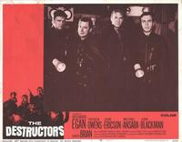 The Destructors - 11 x 14 Movie Poster - Style A