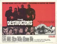 The Destructors - 11 x 14 Movie Poster - Style B
