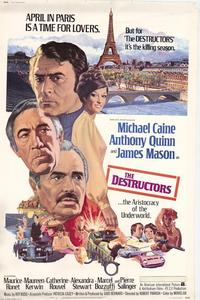 The Destructors - 27 x 40 Movie Poster - Style A