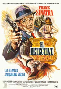 The Detective - 11 x 17 Movie Poster - Spanish Style A