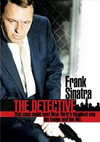 The Detective - 27 x 40 Movie Poster - Style B
