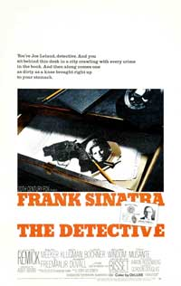 The Detective - 27 x 40 Movie Poster - Style C