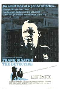 The Detective - 11 x 17 Movie Poster - Australian Style A
