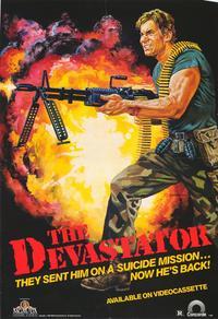 The Devastator - 27 x 40 Movie Poster - Style A
