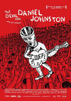 The Devil and Daniel Johnston - 27 x 40 Movie Poster - Spanish Style A