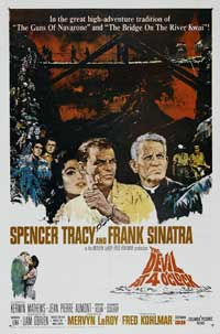 The Devil at 4 O'Clock - 11 x 17 Movie Poster - Style A
