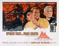 The Devil at 4 O'Clock - 11 x 17 Movie Poster - Style B