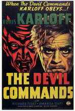 The Devil Commands - 27 x 40 Movie Poster - Style A