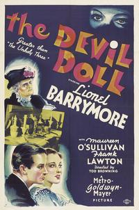 The Devil Doll - 11 x 17 Movie Poster - Style B