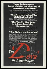 The Devil in Miss Jones - 27 x 40 Movie Poster - Style D