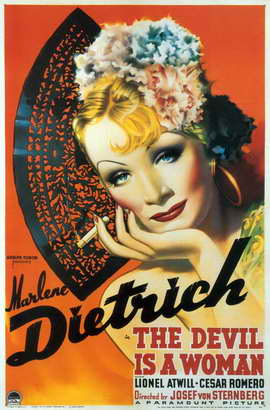 The Devil Is a Woman - 11 x 17 Movie Poster - Style A