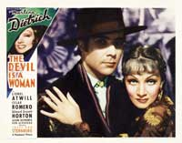 The Devil Is a Woman - 11 x 14 Movie Poster - Style A