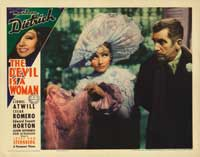 The Devil Is a Woman - 11 x 14 Movie Poster - Style B