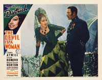 The Devil Is a Woman - 11 x 14 Movie Poster - Style C