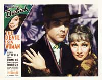 The Devil Is a Woman - 11 x 14 Movie Poster - Style D