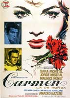 The Devil Made a Woman - 11 x 17 Movie Poster - Spanish Style A