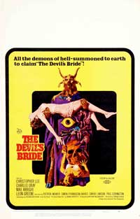 Devil Rides Out, The - 14 x 22 Movie Poster - Style A