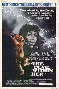 Devil Within Her - 27 x 40 Movie Poster - Style A