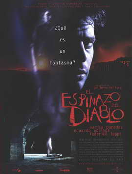 The Devil's Backbone - 27 x 40 Movie Poster - Spanish Style A