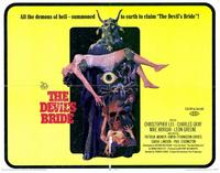 The Devil's Bride - 11 x 14 Movie Poster - Style A