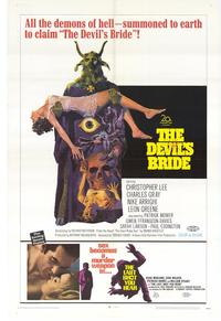 The Devil's Bride - 27 x 40 Movie Poster - Style A