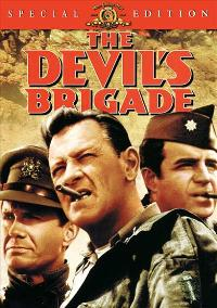 The Devil's Brigade - 27 x 40 Movie Poster - Style B